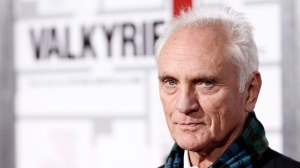 Terence Stamp pictured in this file photo from Thursday, Dec. 18, 2008. (AP Photo/Matt Sayles)