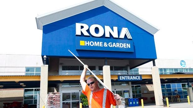 Rona Building Supplies Toronto