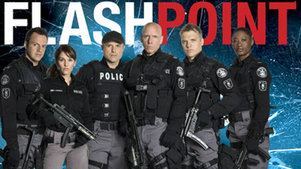 Flashpoint to end with a two-part finale.