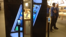 iPhone 5 at Eaton Centre