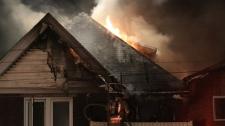 Keele Street fire