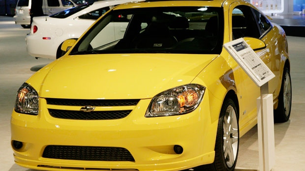 Gm Recalling 40 859 Cars For Cracked Part Cp24 Com
