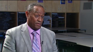 TDSB Director Chris Spence is seen in this undated CTV file photo.