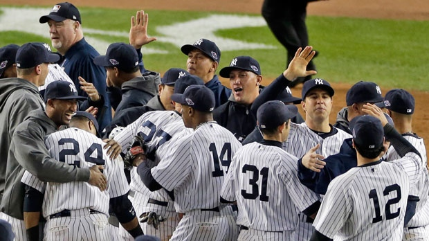 Yankees beat Orioles 3-1, advance to ALCS | CP24 com