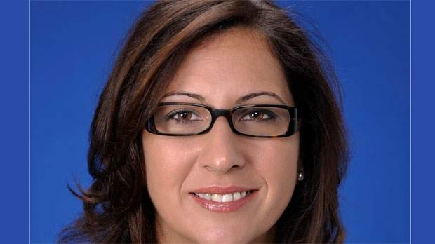 Toronto city councillor Ana Bailao is seen in this provided photo.