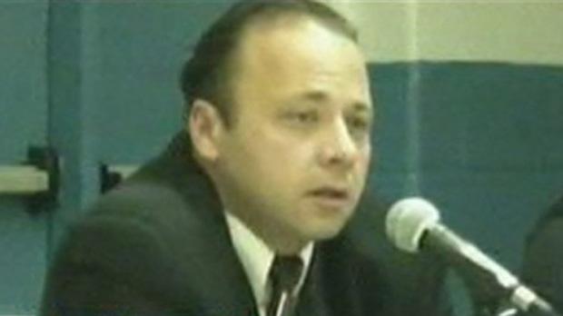 Former Oshawa city councillor Robert Lutczyk