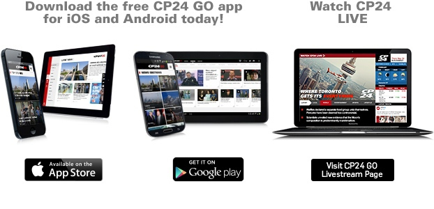 CP24 | Introducing CP24 GO